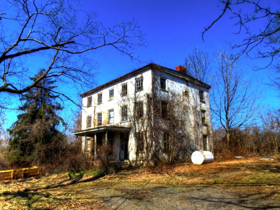 Miraculous Abandoned Delaware With Some Hesitation I Took My Beutiful Home Inspiration Semekurdistantinfo