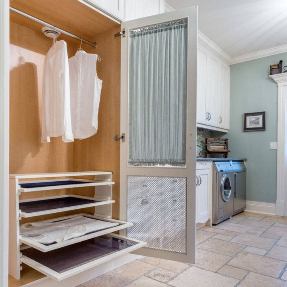 Clever Laundry Room Ideas  Modern laundry rooms, Laundry room