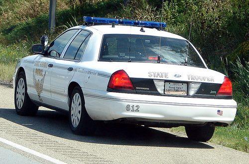 Ohio Highway Patrol Ford Crown Vic Police Interceptor Police Cars Ford Police Police