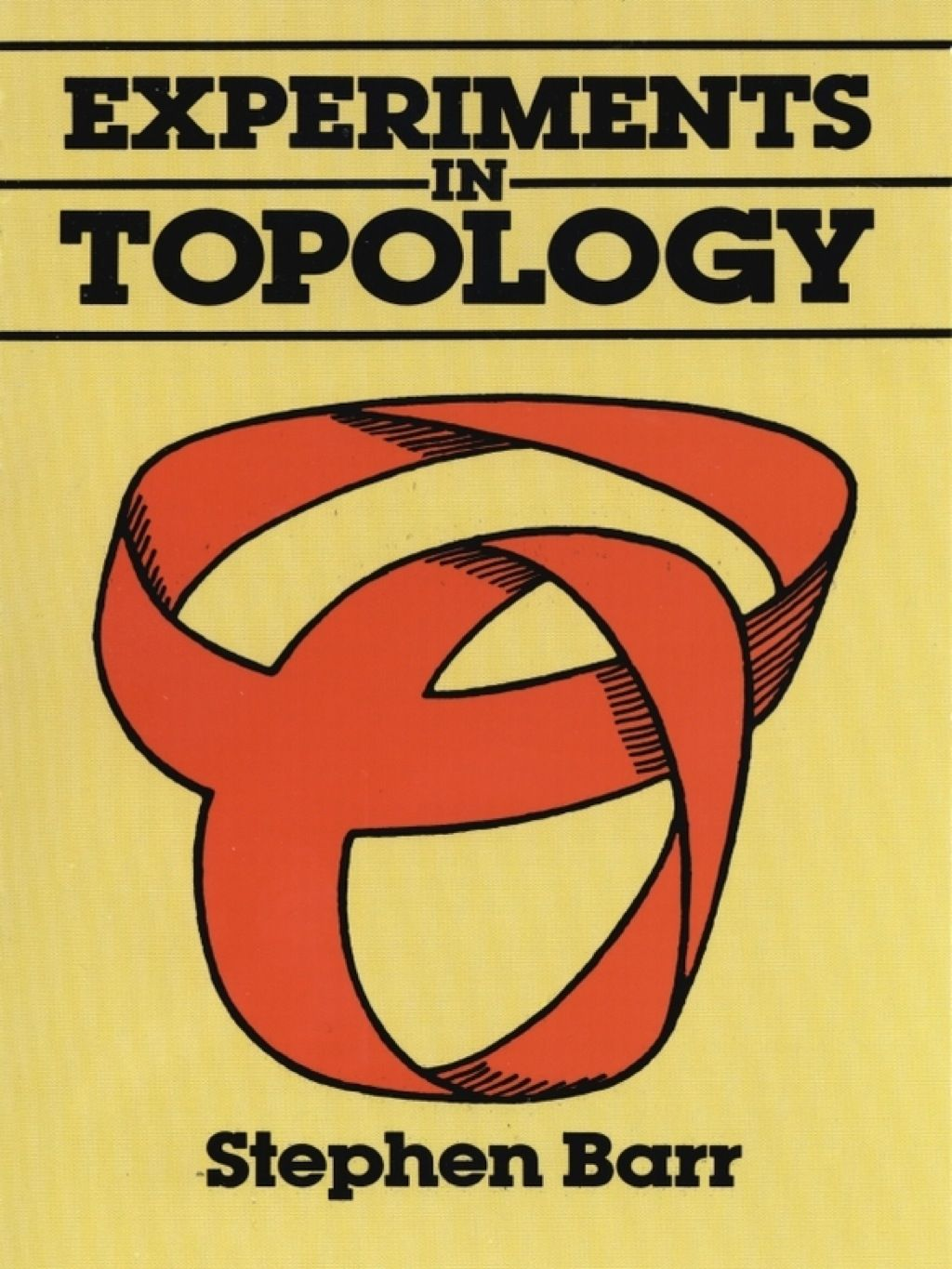 Experiments In Topology Ebook In 2020 Topology Mathematics Math Books