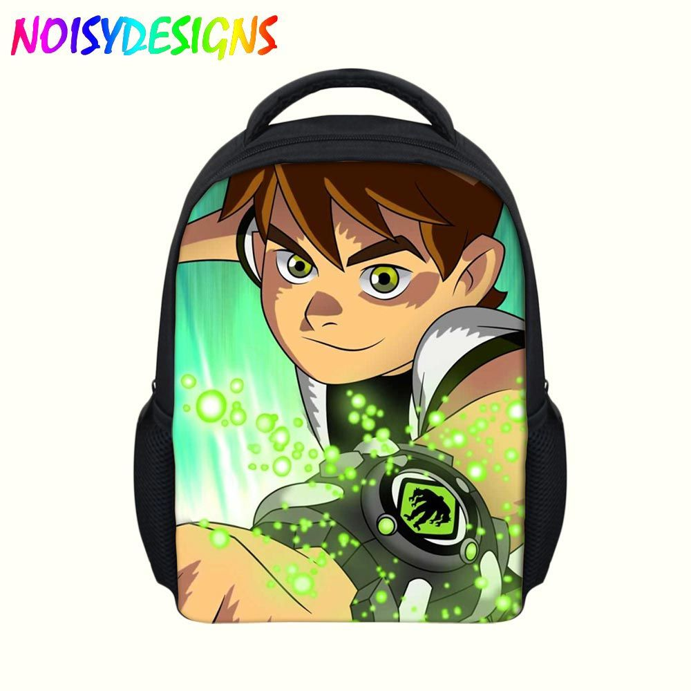 190aa28a77 Find More School Bags Information about Ben 10 Cartoon Backpack Boys Girls  Cute School bags For