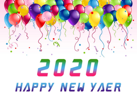 Merry Christmas And Happy New Year Clipart 2020 New year