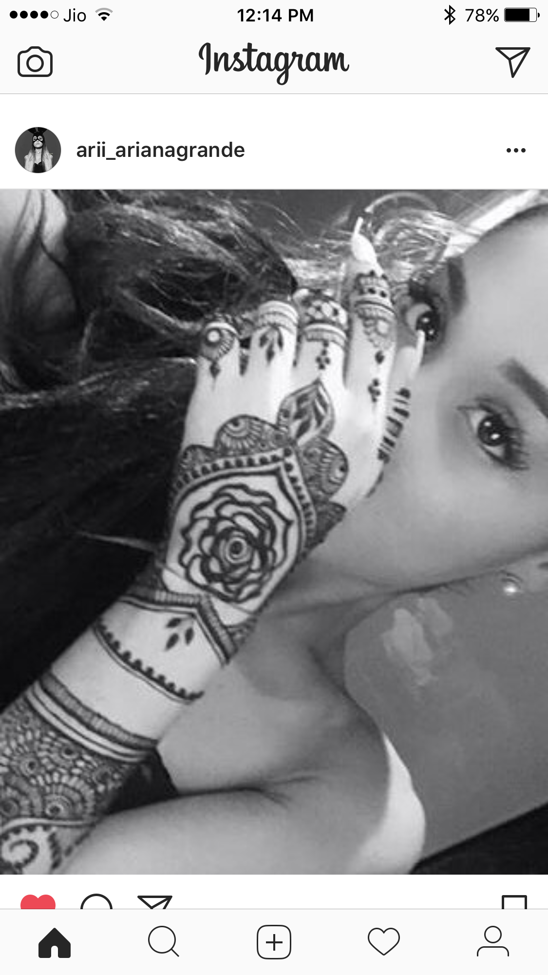 Pin Auf Ariana