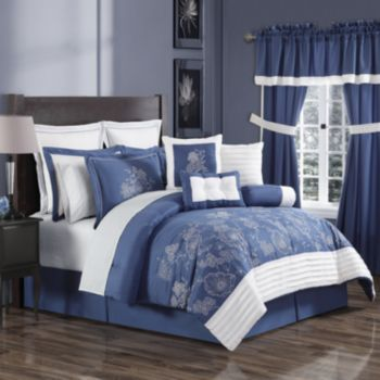 Ellie 16-pc Bed Set - Cal King Decor  Design Pinterest Bed
