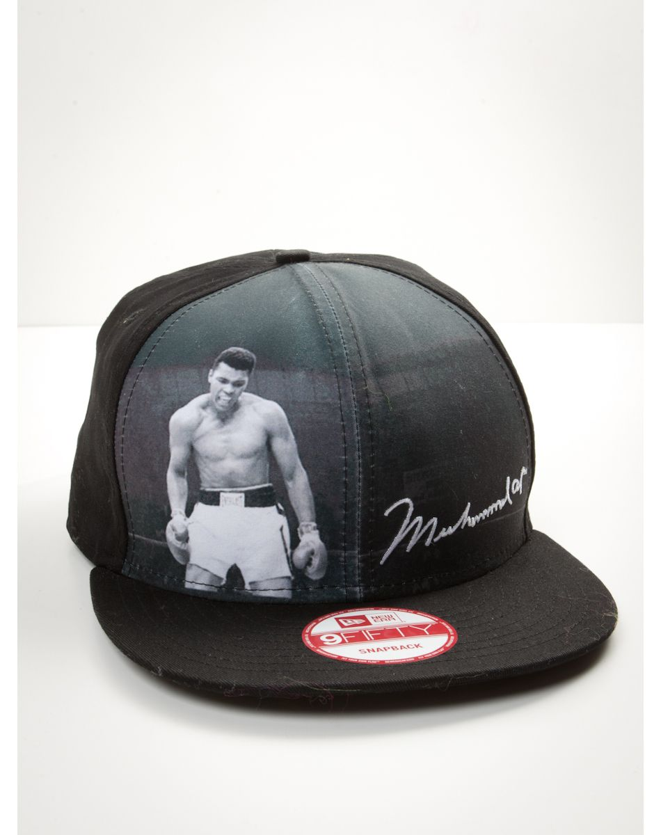 Era Muhammad Ali Fight Scene Snapback Hat