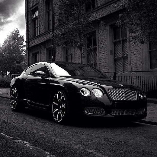 Gorgeous Bentley Continental GT: The Only Luxury Car I