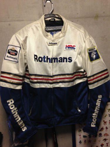 Xxl Rothmans Honda Mesh Jacket Hrc Motogp Michelin Classic Cbr From Japan Jackets Honda Mesh Jacket