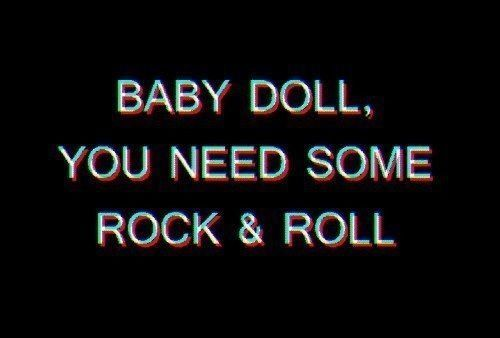 Rock n Roll Quote