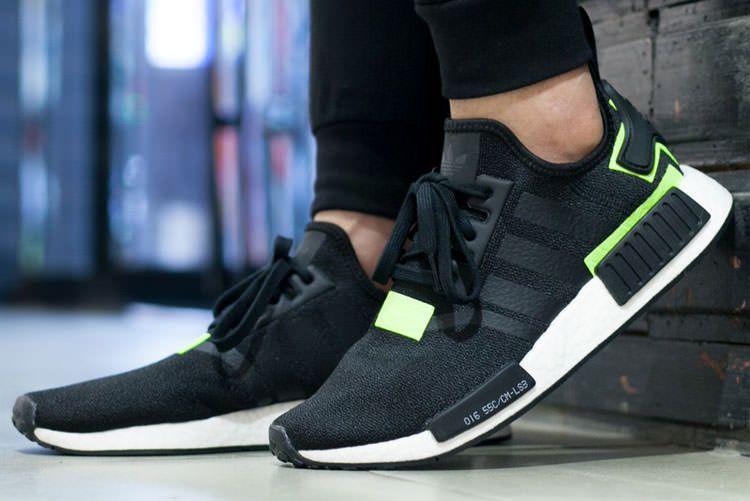 Adidas Originals Nmd R1 Primeknit Runner Sneaker Men Running