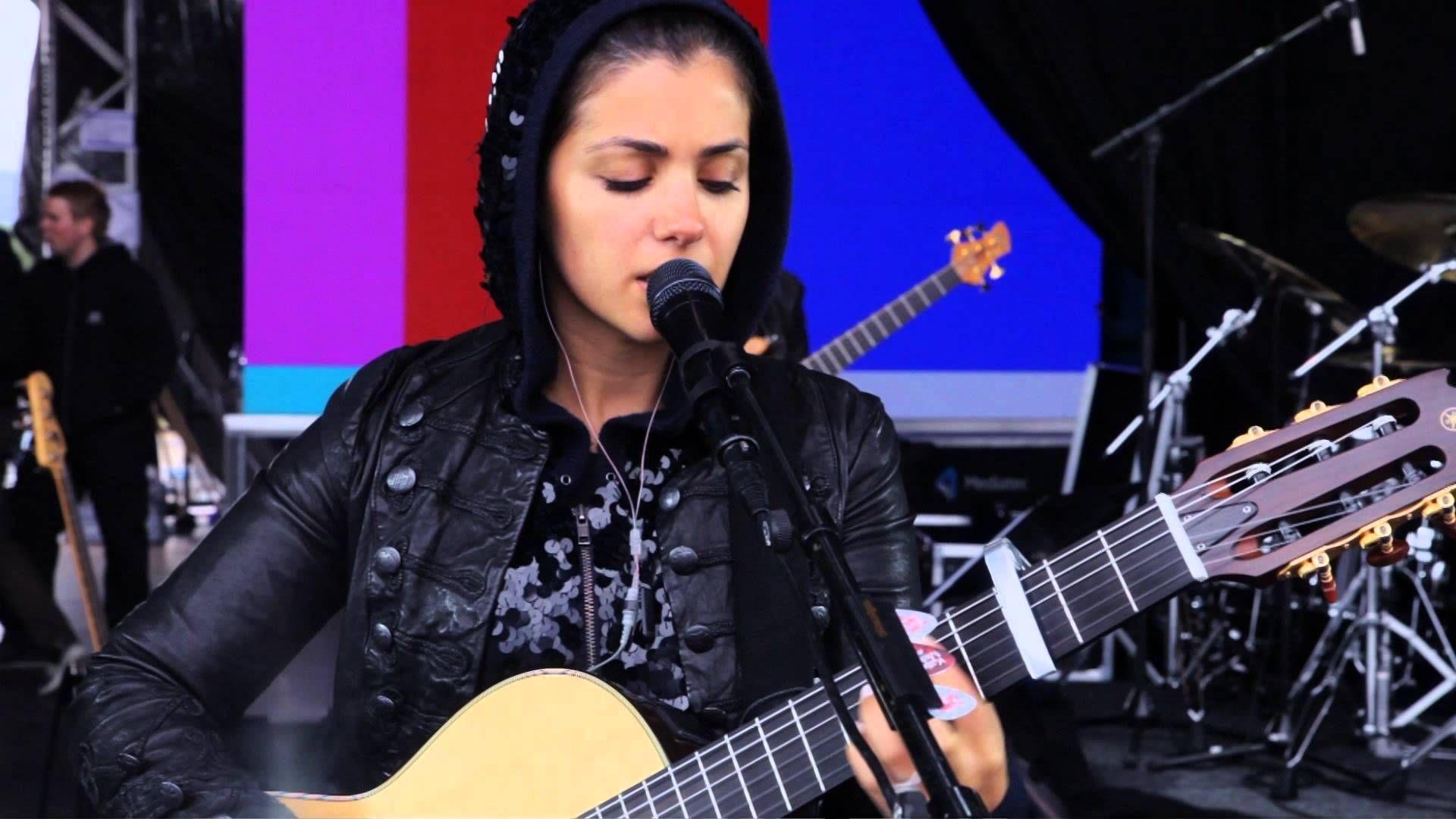 [VIDEO] Katie Melua en concert au Théâtre Fémina à