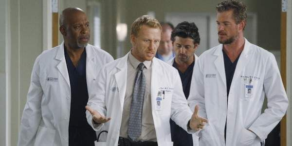 Quiz: Can You Tell The Men of Grey's Apart From One Clue ...