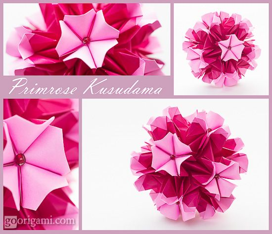 Pin By Heidi Kser On Manualidades Pinterest Primroses Origami