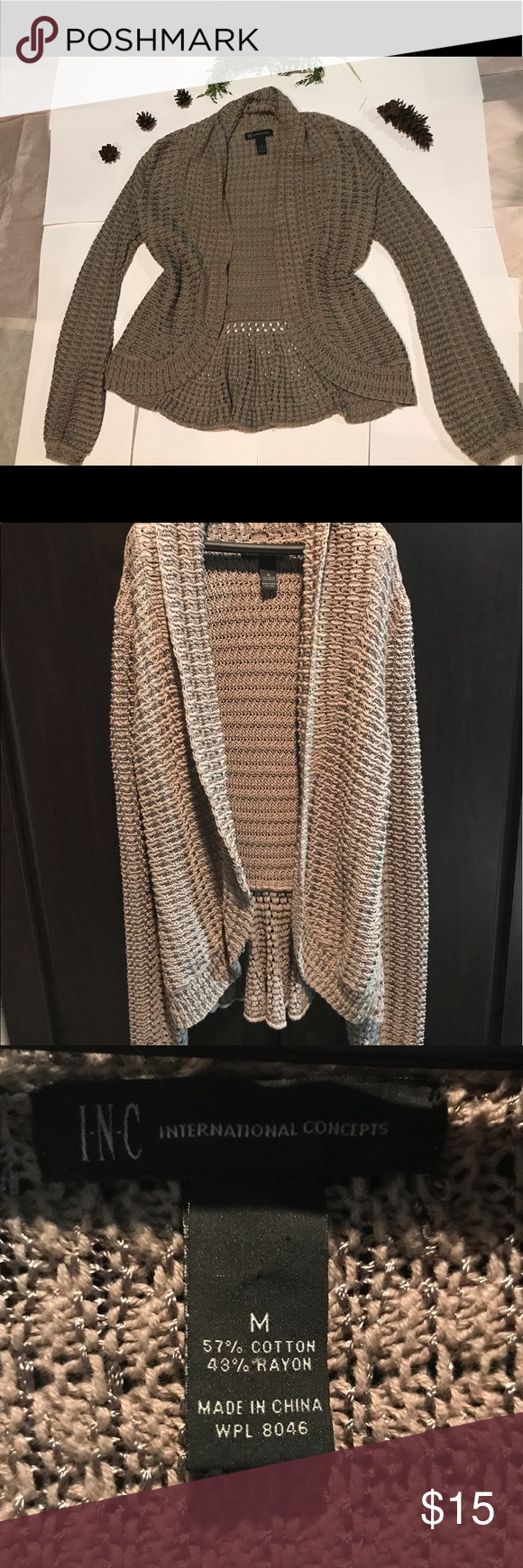✨Sold! ✨Super Soft Cotton Sweater | Cotton sweater, Hourglass ...