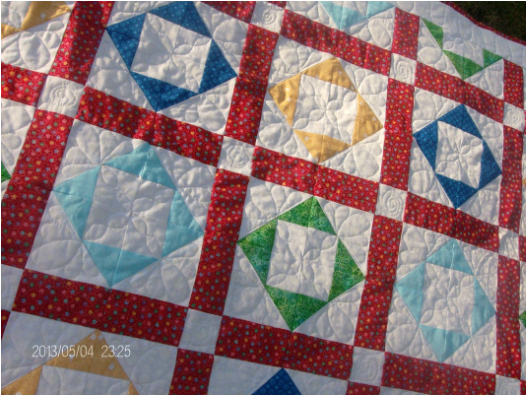 Handmade Baby Quilt for sale by Homesewn by Carolyn. | Baby Quilts ... : quilts sale - Adamdwight.com