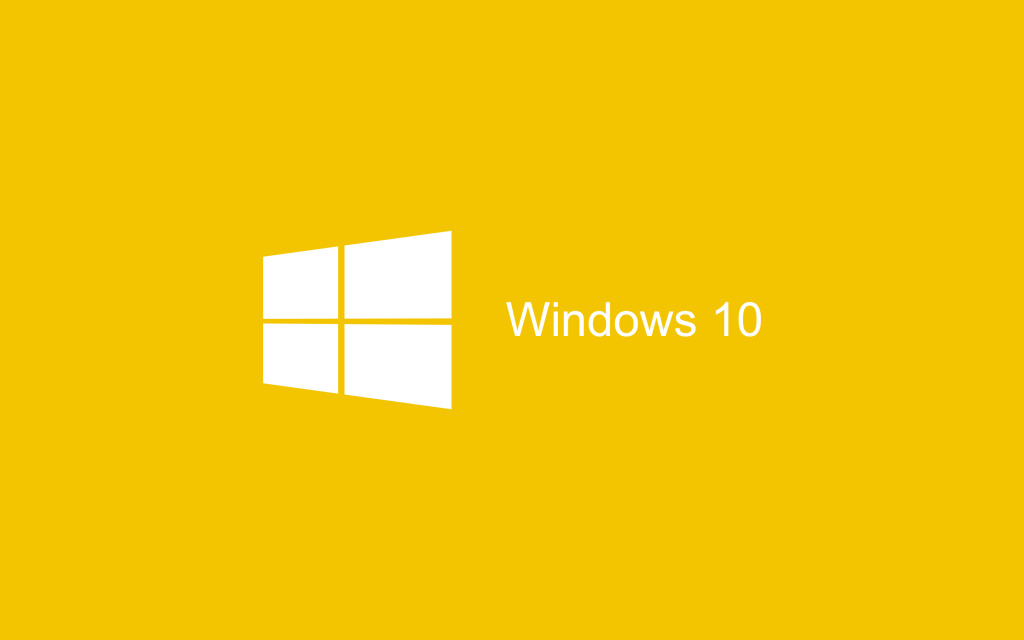 Windows 10 Yellow Wallpaper Windows 10 Wallpapers Wallpaper Windows 10 Windows 10 Yellow Background