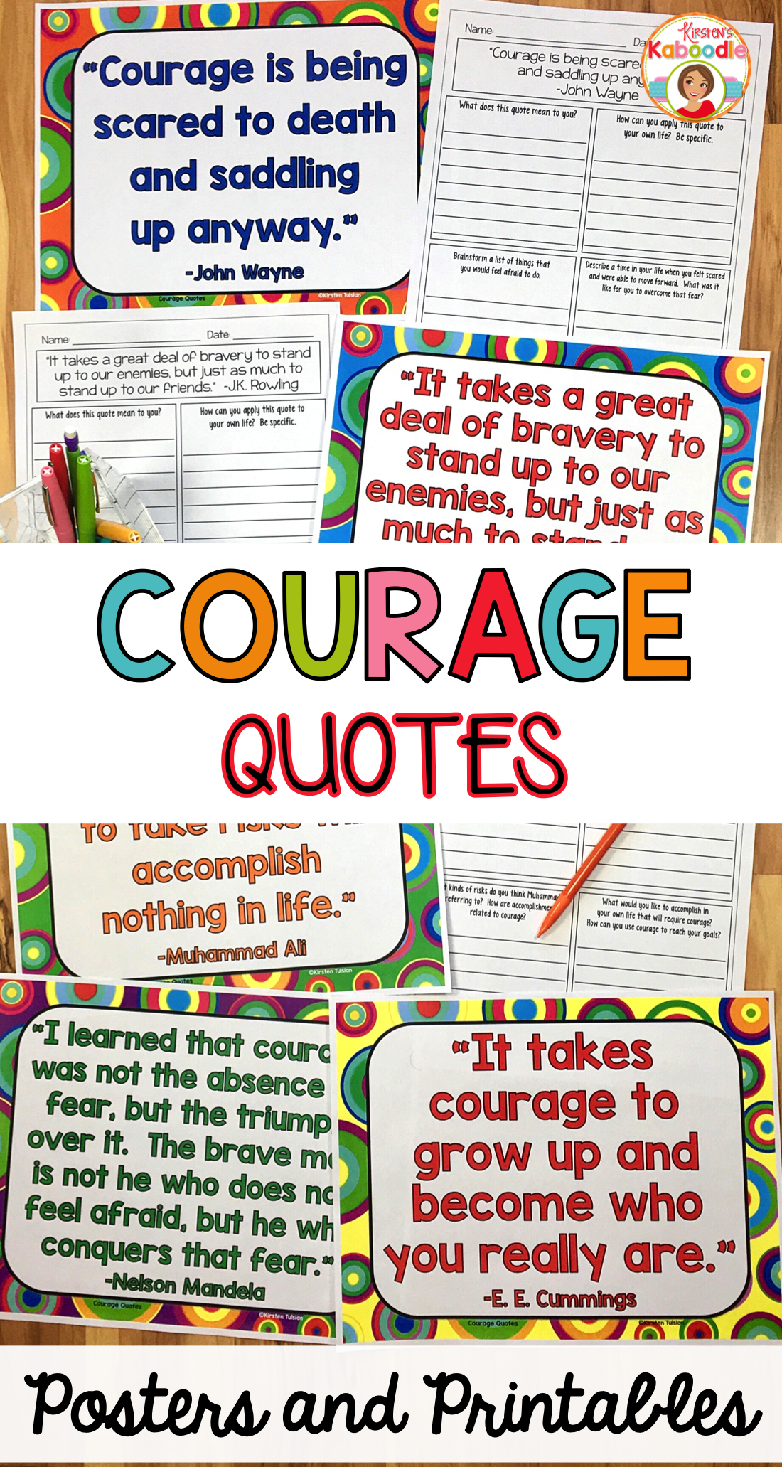 Use Character Traits Quotes To Help Your Students