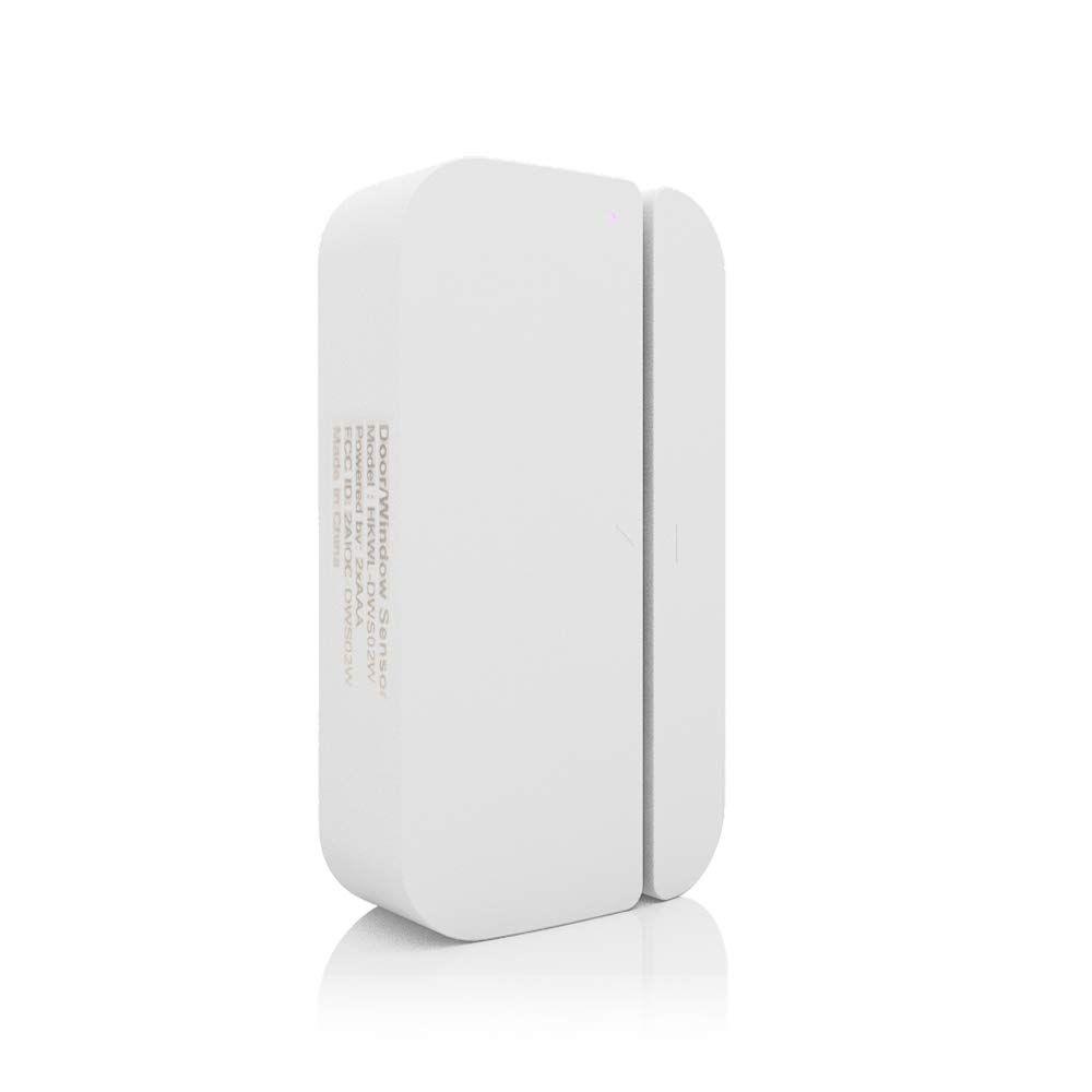 Lumiman Wifi Door And Windows Sensor Chime Security Alarm Magnetic
