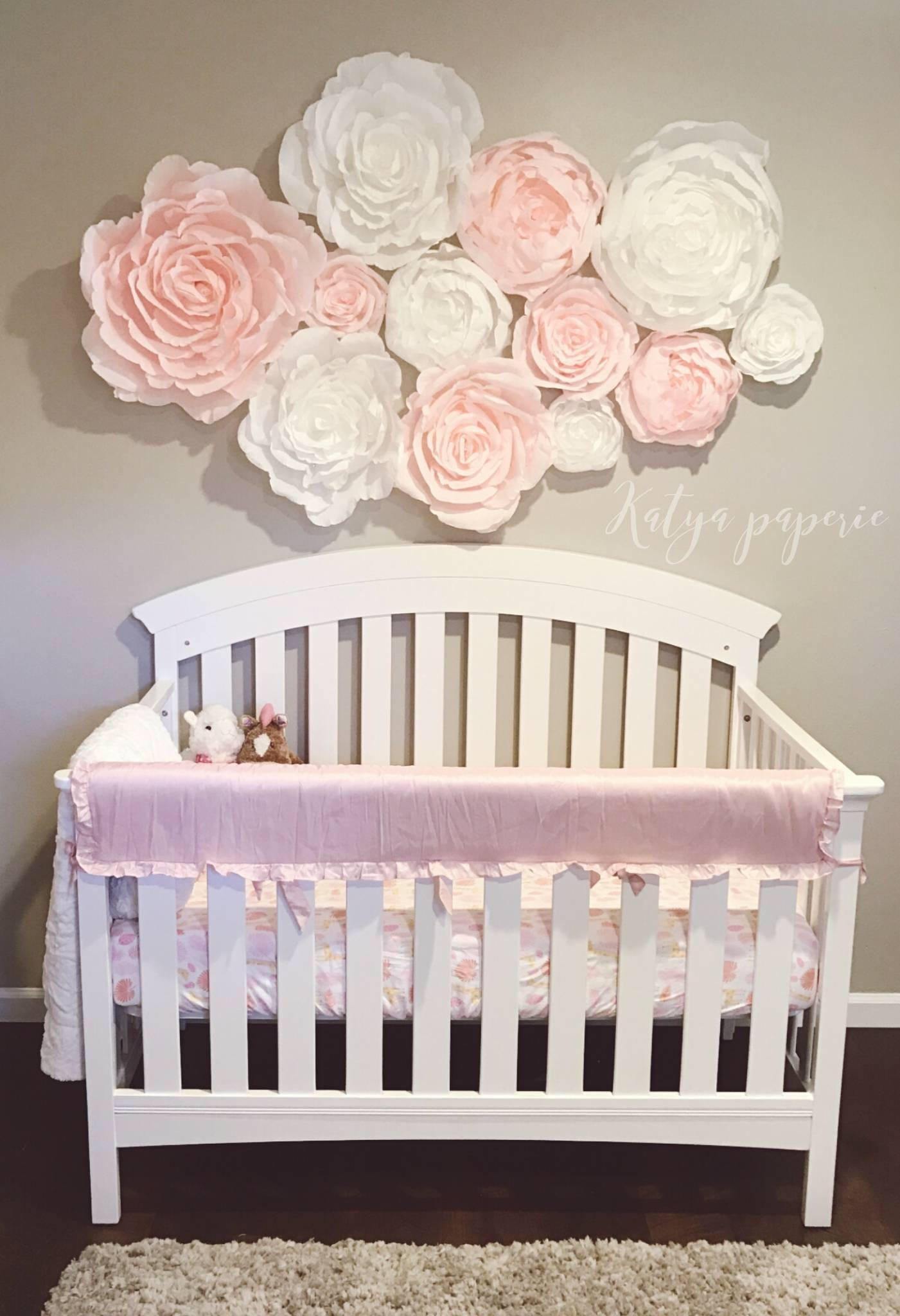 Pin By Kristin Cox On Baby Nursery Wallpaper Blush
