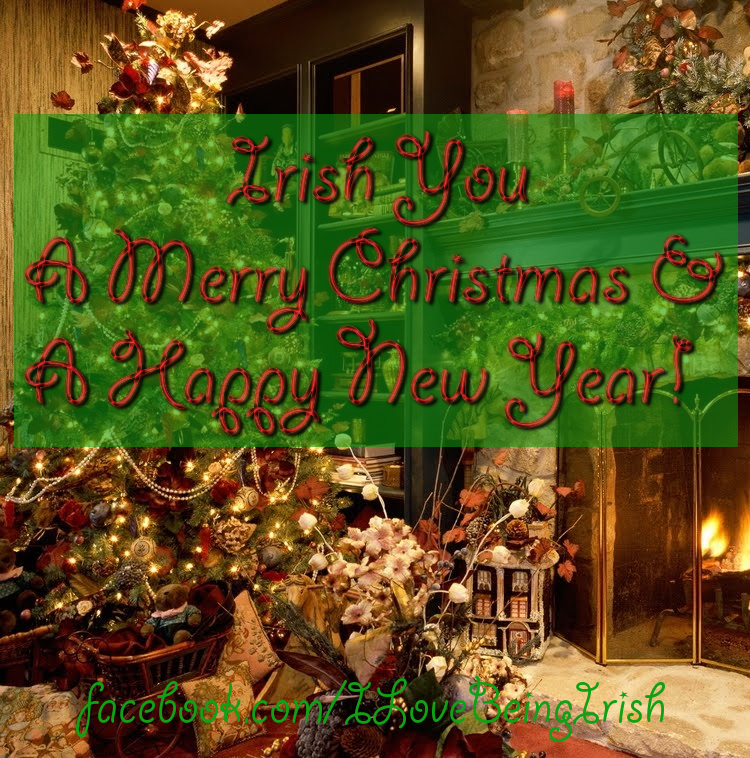 irish you a merry christmas a happy new year ilbi