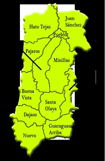 Barrios of Bayamn Puerto Rico BAYAMN La Ciudad del Chicharrn