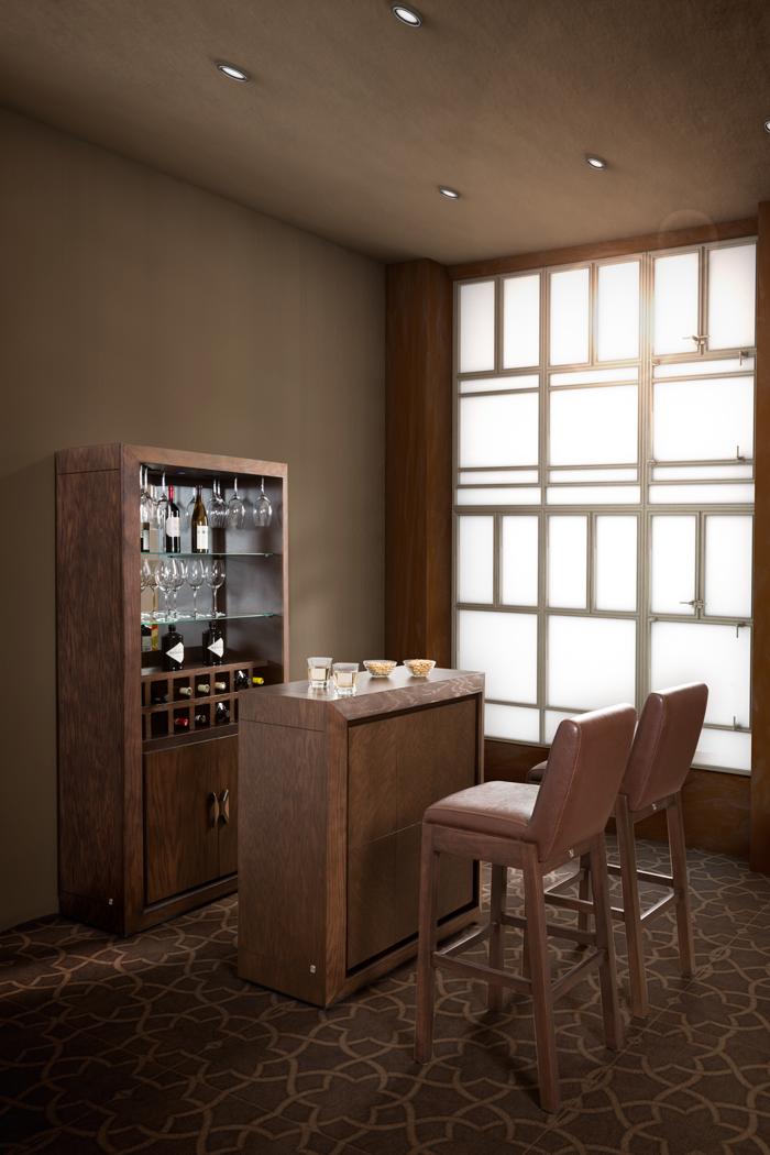 Barra y contrabarra vallarta cantina for Mueble bar moderno para casa
