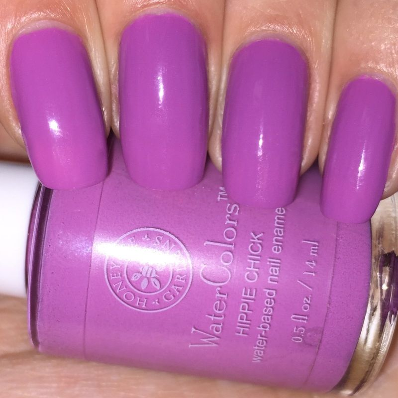 Honeybee Gardens Nail Polish Review These Polishes Are Smooth Come In Beautiful Colour Options Have No Odour And So Much Better For Your Health