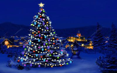 My 3d Christmas Tree Animated Wallpaper Wallpapers Fondo De Pantalla Animado De Navidad Fondos De Pantalla De Navidad Gratis Fondo De Pantalla Navidad