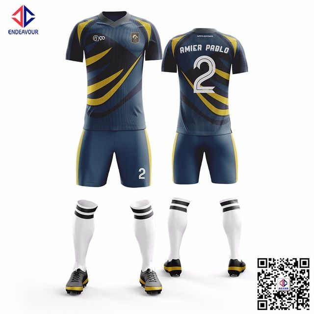 9669bf36f51 Source 2017 Latest custom made sublimation soccer jersey on m.alibaba.com