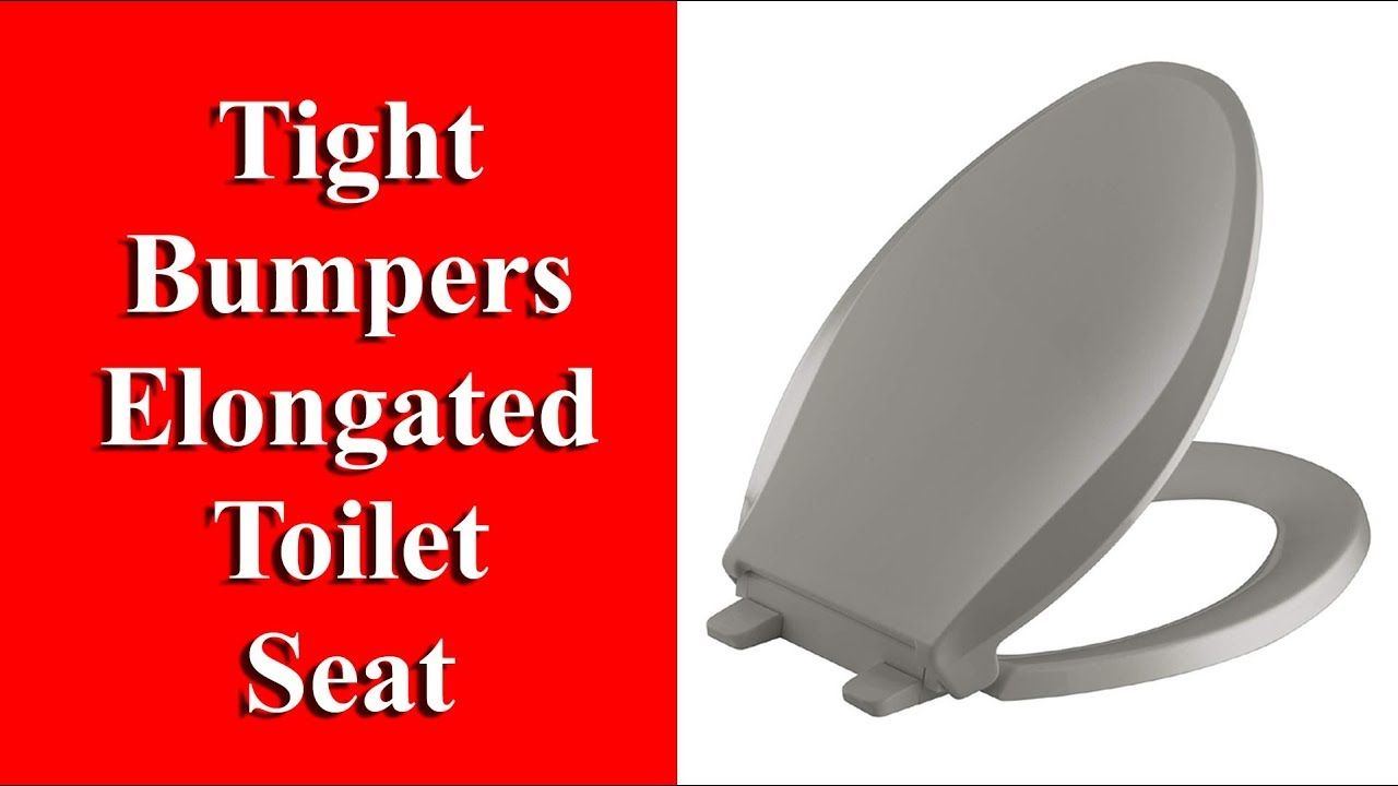 Kohler K 4636 K4 Cachet Quiet Close With Grip Tight Bumpers