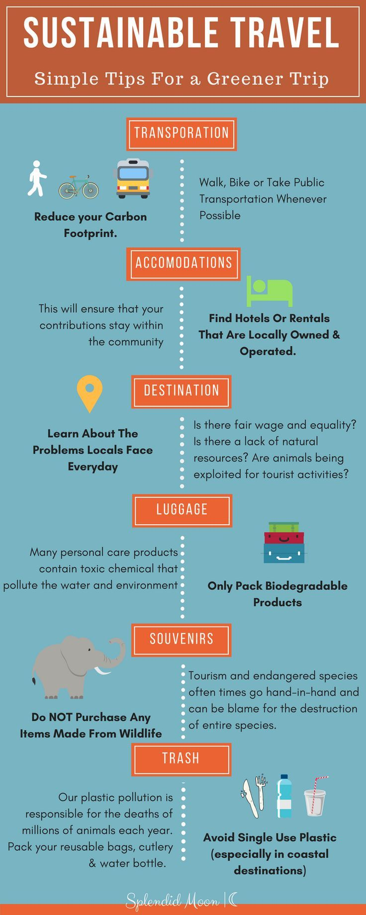 Simple Tips For Incorporating Sustainable Travel
