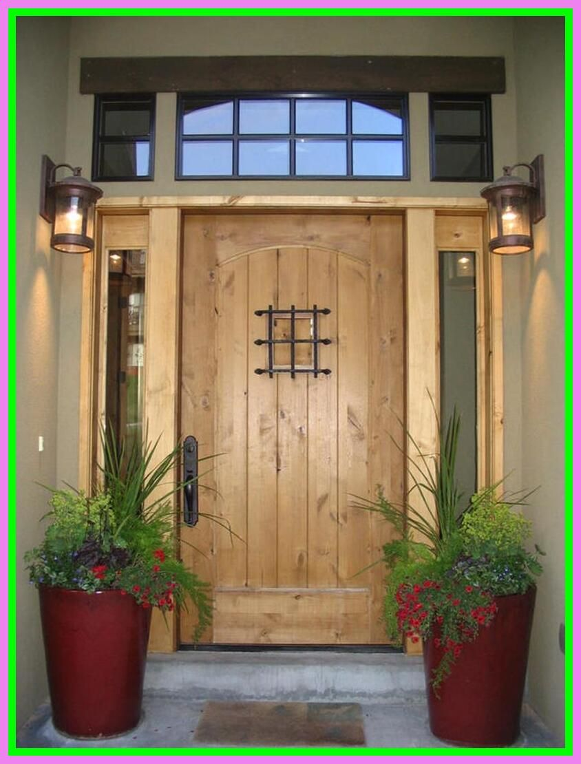 57 Reference Of Door Entrance Decor In 2020 Front Door Design Door Design Wooden Main Door Design