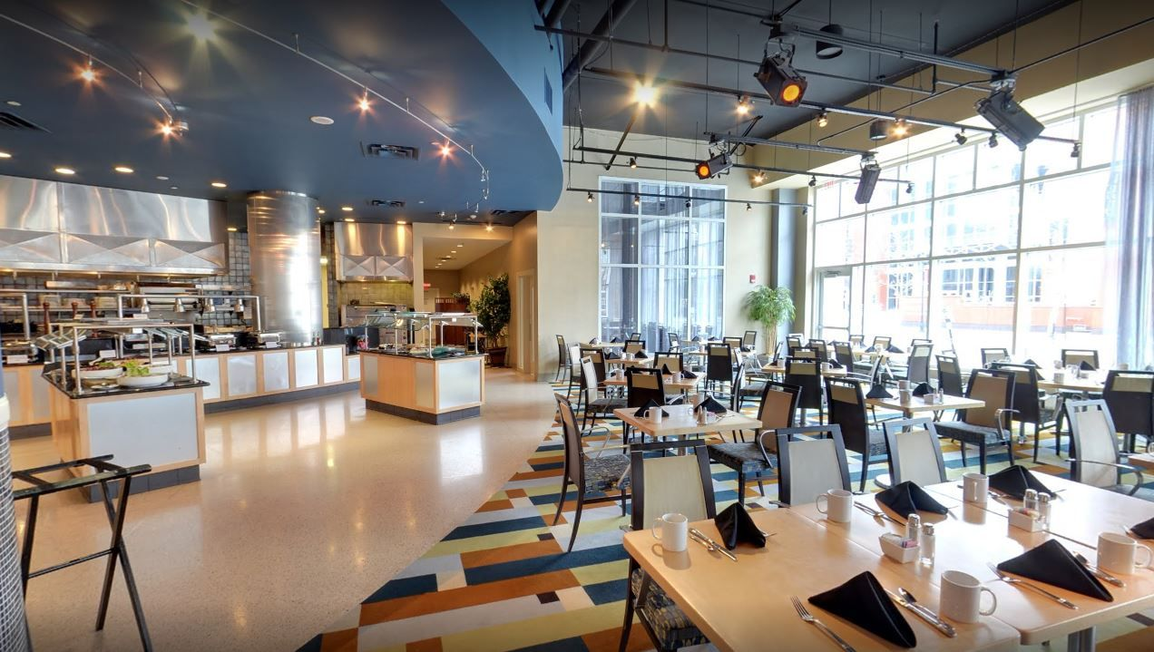 Brunswick Halloween 2020 Christopher's Restaurant @ The Heldrich Hotel | #NJ