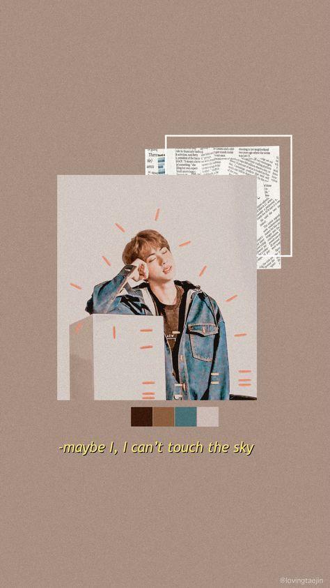 Best bts wallpaper aesthetic jin 48+ Ideas
