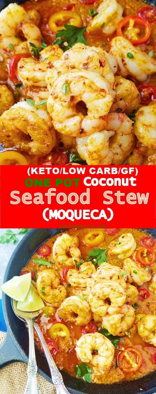 Moqueca (Bahian-Style Seafood Stew)