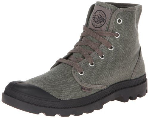 PALLADIUM Mens Pampa Hi Canvas Boot in