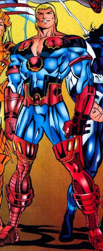 Ikaris of the Eternals  Avengers Candidates  Marvel