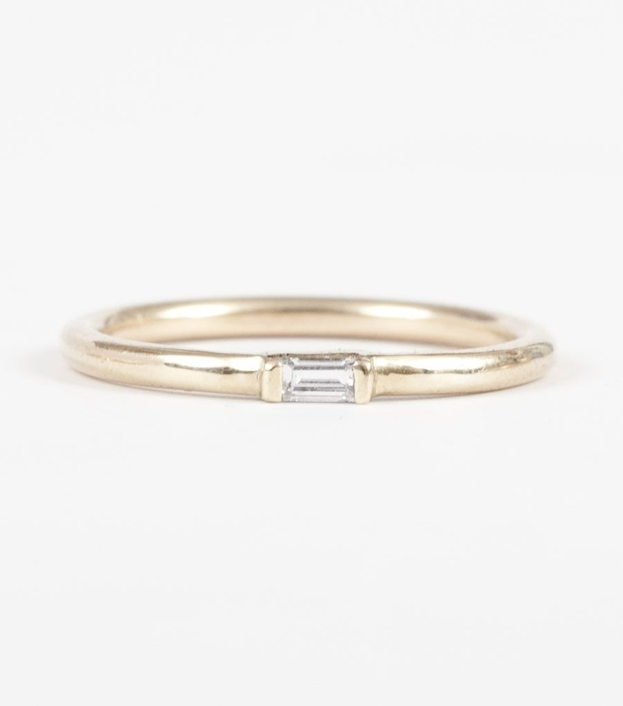 Catbird :: Shop By Category :: Jewelry :: Rings :: Baguette Ring