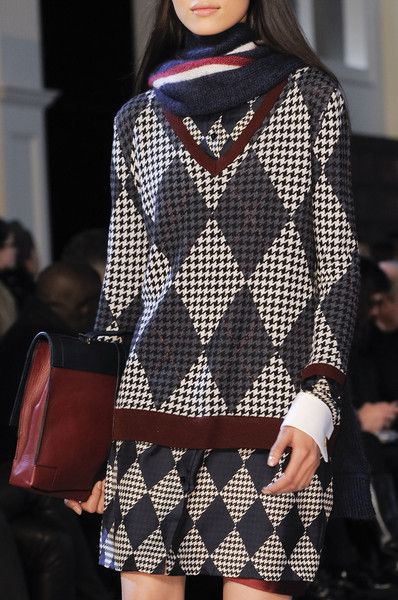 Tommy Hilfiger Fall 2013 - Details