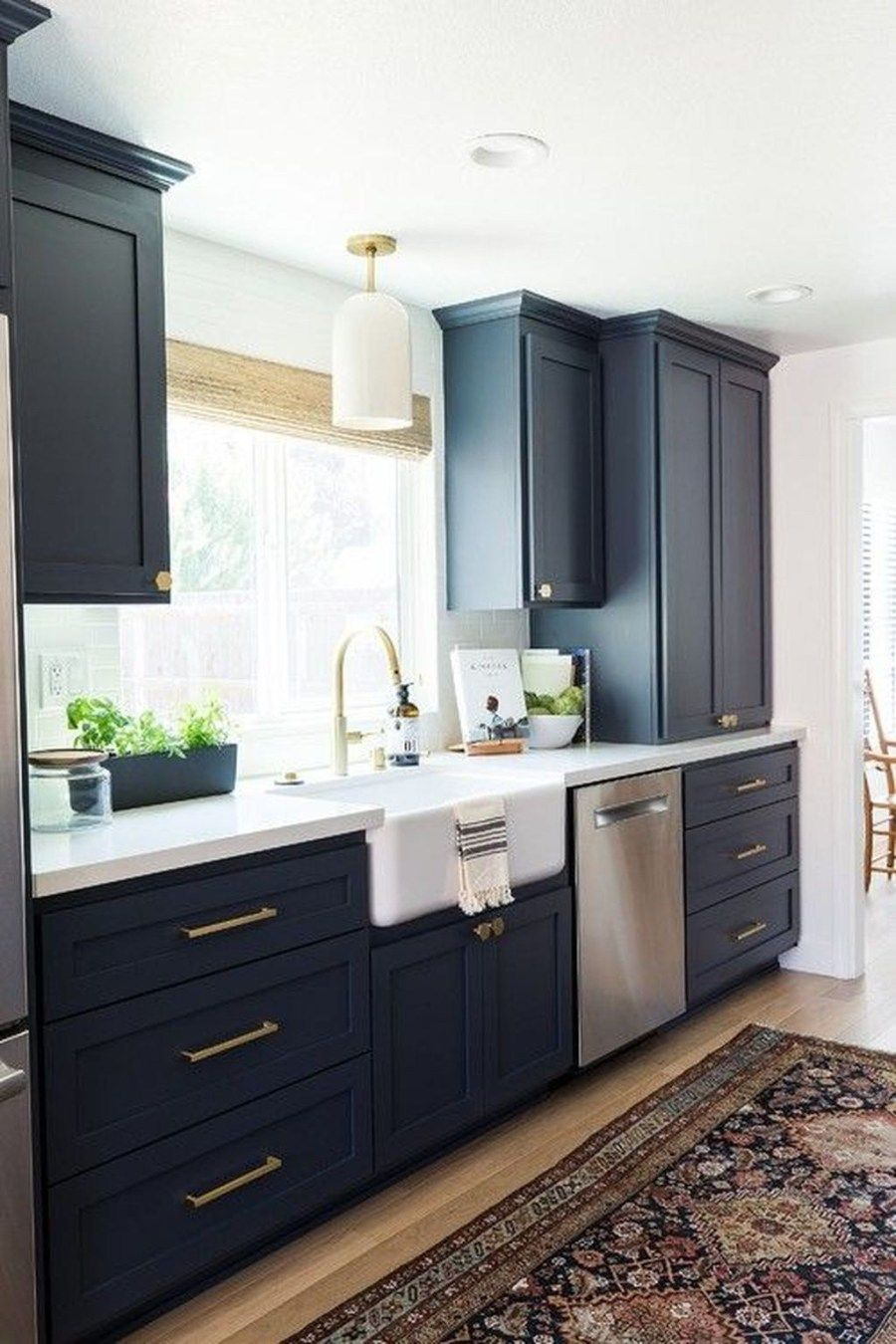 Stunning Small Farmhouse Kitchen Decor Ideas Best For Your ...