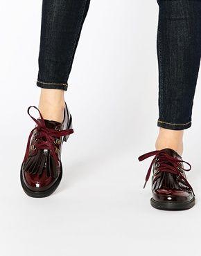 be42d39299305 Chaussures plates femme   Ballerines, chaussures richelieu, mocassins   ASOS