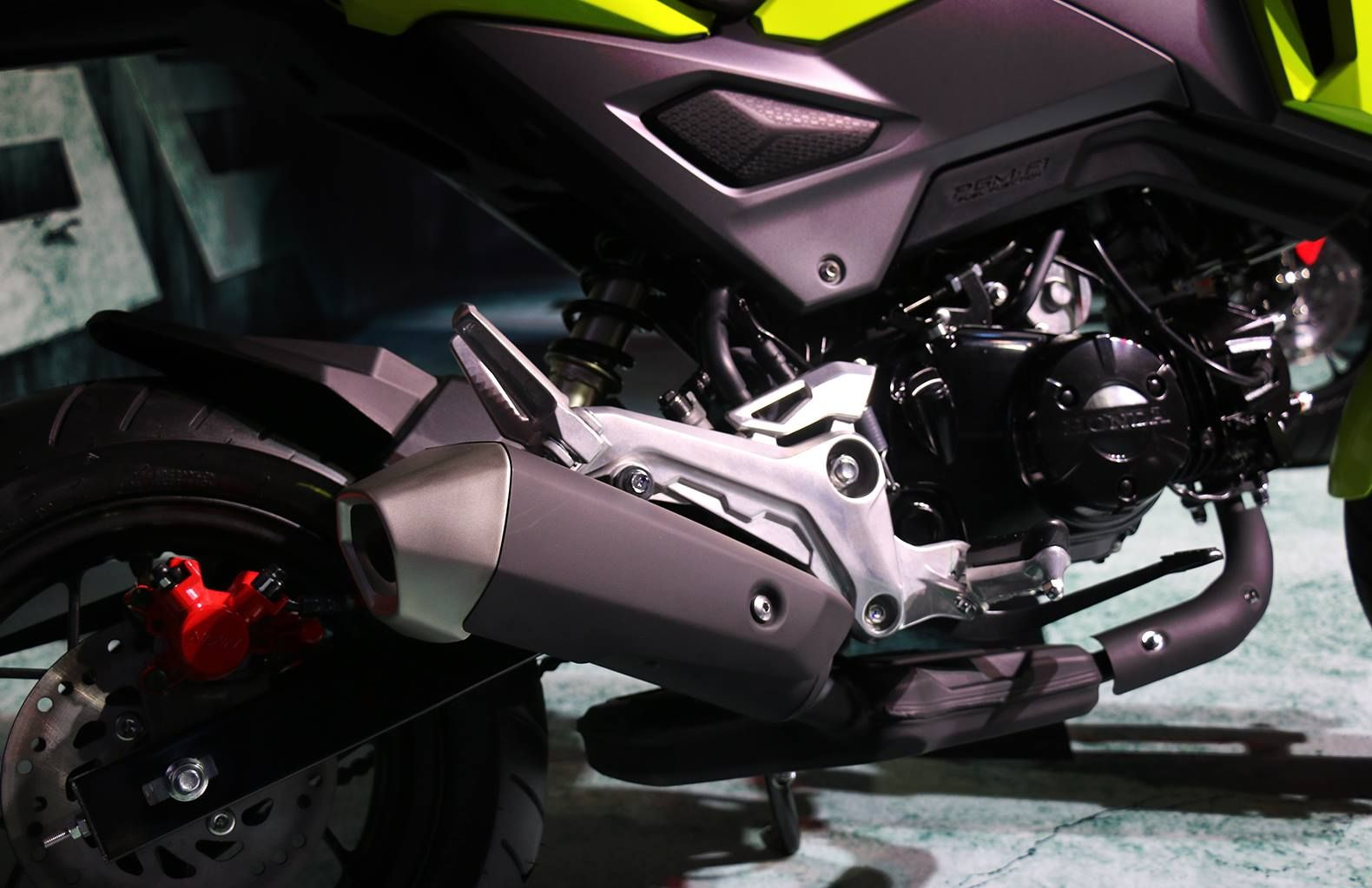 New 2016 Honda MSX 125 Changes Review / Specs - Grom Changes Coming ...