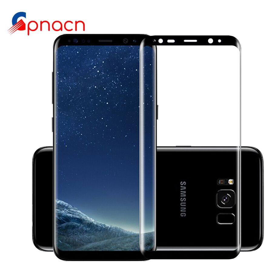 Click Image To Buy 3d Curved Full Cover Tempered Glass For Samsung Galaxy S8 S8 Plus Scr Samsung Galaxy Smartphone Galaxy Smartphone Samsung Galaxy