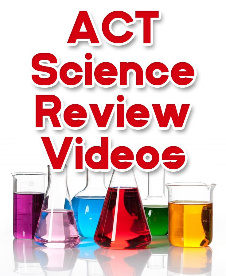 The ACT Science Practice Test Questions | ACT