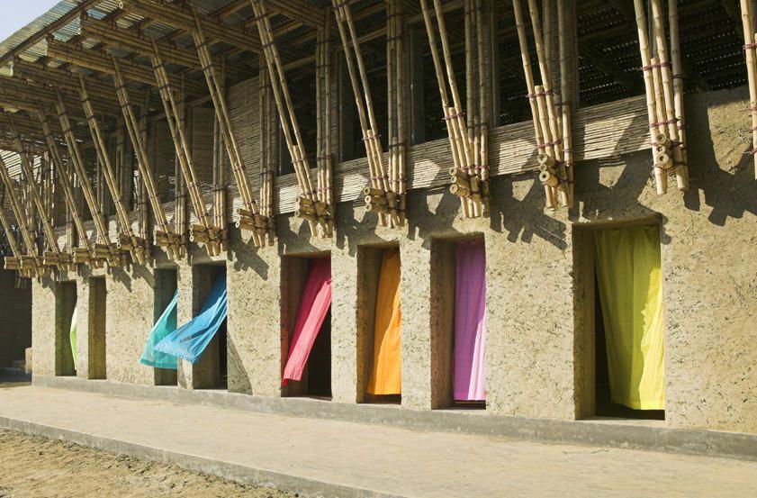 Handmade School, Bangladesh.