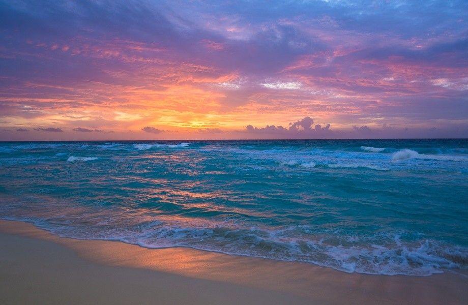 Waves Ocean Beach 442 Jpeg 920 600 Gelombang Gelombang Laut Di Pantai