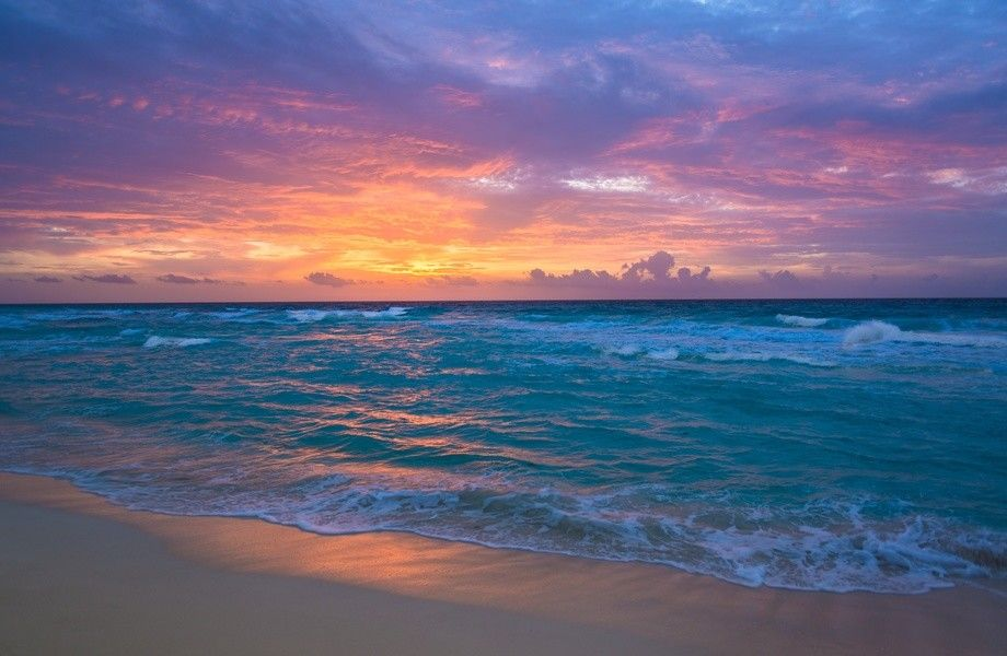 Waves Ocean Beach 4k Ultra Hd Wallpaper 4k Wallpaper Net Ocean