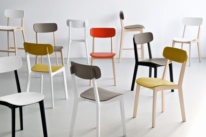Sedia Cream - Calligaris | sedie | Pinterest | Chair, Dining ...