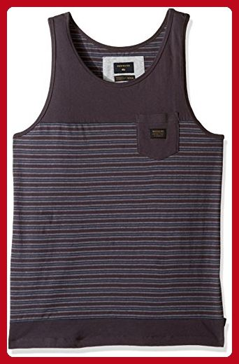 cf4a5b5e05e30d Quiksilver Men s Full Tide Tank Knit Shirt