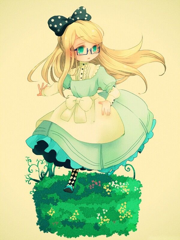 Alice (if you know the artist, please tell me so I can credi properly, thanks)