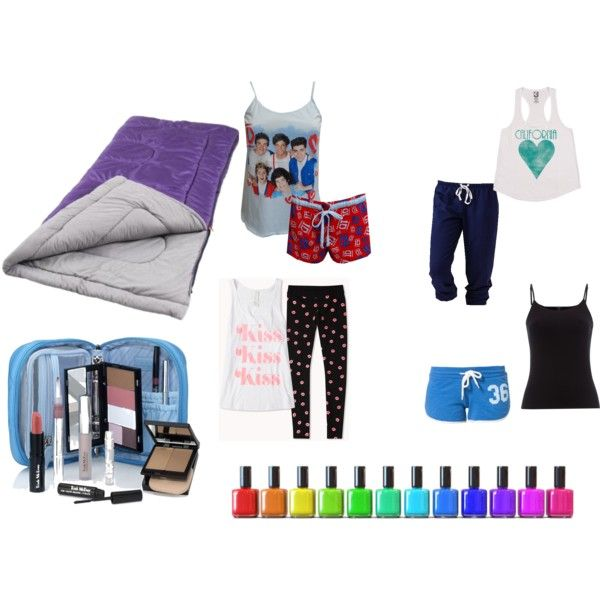 """""""Slumber Party"""" by vashappinning on Polyvore"""
